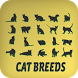 Cat Breeds by Flower Apps