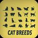 Cat Breeds by Flower Apps