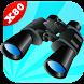 Binoculars - High zoom camera by D.E.R.A.K