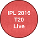 Cricket live score and updates by Ashish P.
