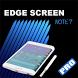 Edge Screen Note7 PRO by 4horsemen