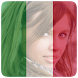 Italy Flag Profile Picture by GePro