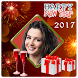 Happy New Year 2017 Celebrate by Papaya Apps Studio