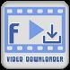 Free FB Video Downloader by Top Video Downloader Apps