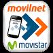 Transfiere MOVILNET Y MOVISTAR by AppDroiDev