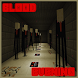 Blood Evening Horror Map MCPE by MartikModsInc