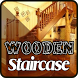 Wooden Staircases Design by pixtura