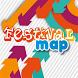 Festivalmap by Vict Informatici B.V.