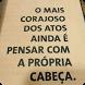 Frases de Reflexão by Gratis y Recomendada !