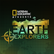 Earth Explorers AR Experience by Geomedia