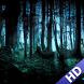 Dark Forest Wallpaper by LwpApps
