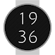 Pure Digi Watch Face by diaohs
