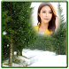 Snowfall Photo Frames by Modern Photo Frames
