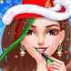 Christmas Salon Makeover and Dressup Girls Game by Neo TechnoCraft