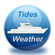 Tides Weather For Tablets by Marine Parts Express