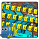 Graffiti Fish Keyboard Theme by 3D, Launcher, Input, Live Wallpaper, Themes World