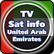 TV Sat Info UnitedArabEmirates by Saeed A. Khokhar