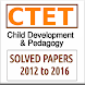 CTET Solved Papers (Paper-I) by APPSILO