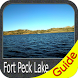 Fort Peck Lake Gps Fishing by FLYTOMAP INC