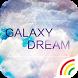 Galaxy Dream Keyboard Theme