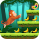 Jungle Monkey Run by marble.lab