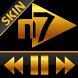 SKIN N7PLAYER GLOSSY GOLD by Tak Team Studio