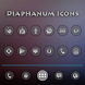 DIAPHANUM ICONS APEX/NOVA/ADW by Binod Ray