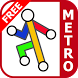 Barcelona Metro Free by Zuti by Visual IT Limited