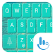Green Christmas Keyboard Theme by TouchPal HK