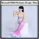 Mermaid Child Costume Design Ideas by selawapk