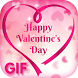Valentine Gif 2018 by Photo Collage Editor!