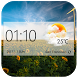 OP Clock & Weather Widget by Weather Widget Theme Dev Team