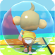 Monkey Balance Ball by SuperMonkeyApps
