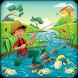 The FishMan: Fishing Frenzy by Breakappbest