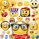 Smiley Emoticon for Messengers by ClipinApps