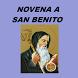 Novena San Benito by Maria de las Mercedez Lopez Lopez
