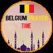 Belgium Prayer Times by Islam WH Creative