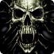 Vampire hell skull by BeautifyStudio