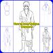 How to Draw Sakata Gintoki & Friends Full Body by hanariaapps