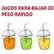 Jugos Para Bajar de Peso PRO by CJPRO