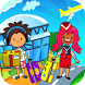 My Pretend Airport - Kids Travel Town FREE by Beansprites LLC