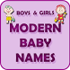 Modern Indian Baby Names - Boys & Girls by DS Web App