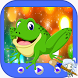 Paint Frogs Kids Smart Version by Numchok Jaroen