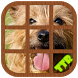 Yorkshire Terrier Slide Puzzle by TTR