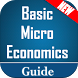 Learn Basic Microeconomics by Mobile Coach