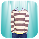 Stylish Men t-shirt photo suit by One key