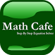 Math Cafe - Equation Solver by Hussain Shaikh