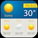 Clock & Weather Widget-Sticker by Weather Widget Theme Dev Team