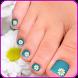 Uñas pintadas para pies by ConPoder