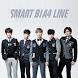 스마트학생복 B1A4 카카오톡 테마 by SMART